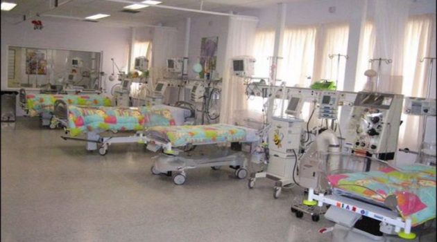 «Πιέζεται» το Πανεπιστημιακό Νοσοκομείο του Ρίου