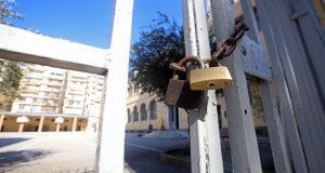 Ανέστειλαν τη λειτουργία τους σχολεία σε Αγγελόκαστρο και Μεσολόγγι