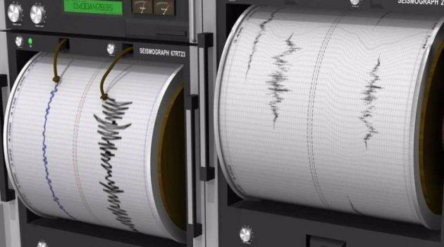 Σεισμός 5 Ρίχτερ, τα ξημερώματα, στη Ναυπακτία