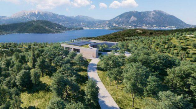 Υπερπολυτελής τουριστική μονάδα με 9 «κτιριακές ενότητες» στο Σκορπιό