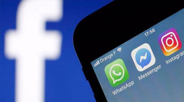 Προβλήματα πάλι σε Facebook, Messenger και Instagram