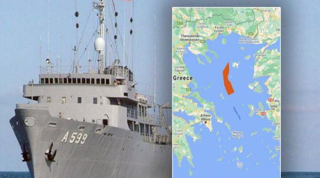 Τουρκικά πλοία «περικυκλώνουν» τη Λήμνο – Προκαλεί ξανά ο Ερντογάν