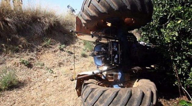 Καινούργιο Αγρινίου: Νεκρός ο 43χρονος χειριστής του τρακτέρ – Πατέρας δύο παιδιών (Photos)