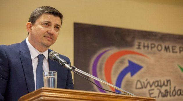 Γ. Τριανταφυλλάκης: «Κινητήριος μοχλός για ανάπτυξη η Περιβαλλοντική Διαδρομή του Δήμου»
