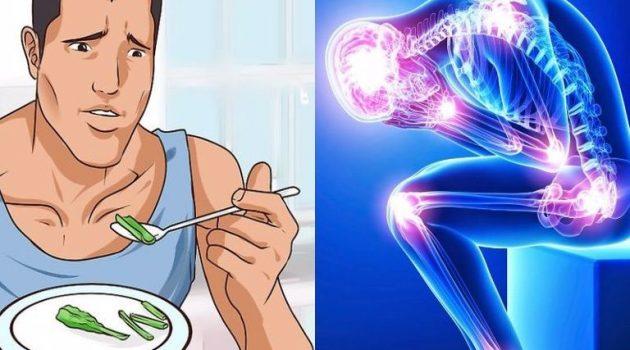14 τροφές που καταπολεμούν τις φλεγμονές του σώματος