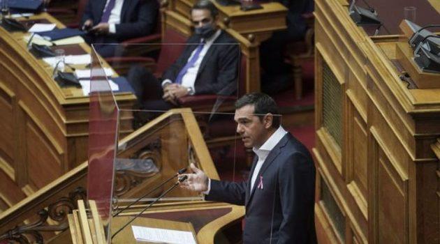 Στη Βουλή φέρνει ο Τσίπρας το γεύμα Μητσοτάκη στην Ικαρία – Επίκαιρη ερώτηση