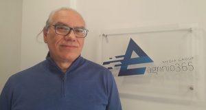 Π. Χατζηγεωργίου στον Antenna Star: «Στόχος η ανάδειξη των ταλέντων…