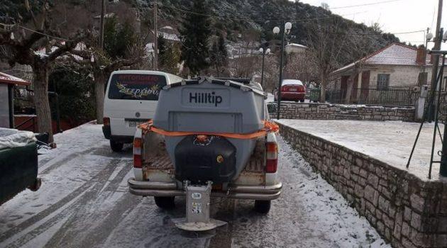 Σπύρος Κωνσταντάρας: «Κρατάμε τους δρόμους ανοικτούς» (Photos)