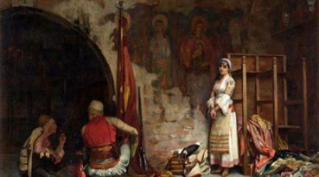 Ο πίνακας του 'Ελληνα ζωγράφου για την Επανάσταση που πουλήθηκε πάνω από 1 εκατομμύριο