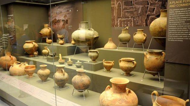 Σπ. Κωνσταντάρας: «Το Μουσείο Θέρμου  είναι η δύναμη του Πολιτισμού μας»