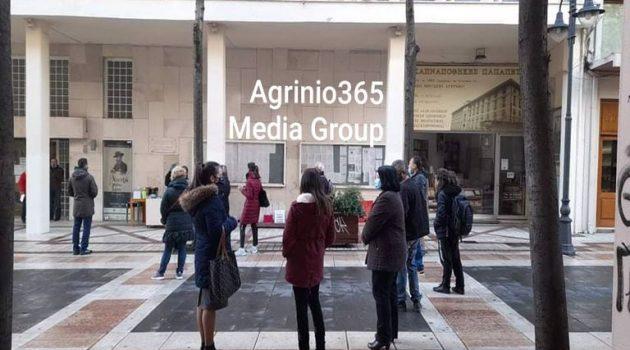 Αγρίνιο – Διενέργεια Rapid Tests: Ξεπερνά κάθε προηγούμενο η προσέλευση των πολιτών (Photos)