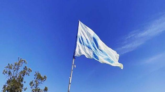 400 τετραγωνικά σημαία της επανάστασης ύψωσαν στο Αιτωλικό (Photos)