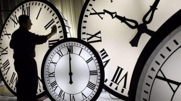 Έρχεται η αλλαγή ώρας: Πότε θα γυρίσουν τα ρολόγια μία ώρα μπροστά