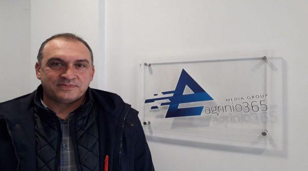 Ο Πρ. Καλυβίων, Δ. Αναστασίου, στον Antenna Star: «Ένα κομμάτι της Κοινότητας είναι εκτός βιολογικού» (Ηχητικό)