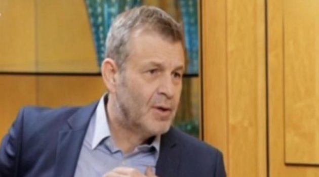 Απ. Γκλέτσος: «Λάθος ο γάμος με τη Λυκουρέζου, αλλά δεν το μετάνιωσα» (Video)