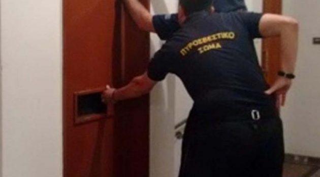 Αγρίνιο: Κινητοποίηση της Πυροσβεστικής για απεγκλωβισμό παιδιού από ασανσέρ