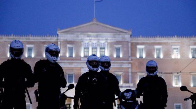 25η Μαρτίου – «Ομπρέλα» ασφαλείας: 4.000 αστυνομικοί, drones και ελεύθεροι σκοπευτές