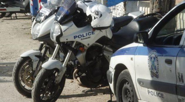 Πάτρα: Επίθεση με μολότοφ σε πάρκινγκ οχημάτων της ΕΛ.ΑΣ. (Video – Photos)