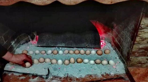 Αυγά στη Χόβολη: Διαδεδομένο το έθιμο και στο Αγρίνιο