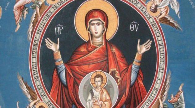 Ιερός Μητροπολιτικός Ναός Αγίου Δημητρίου Ναυπάκτου: Δείτε ζωντανά την Ακολουθία των Β' Χαιρετισμών