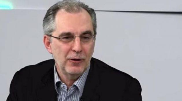 Ι.Τ.Υ.Ε. – Διόφαντος: Νέος Πρόεδρος ο Αγρινιώτης Καθ. Δημήτρης Σερπάνος
