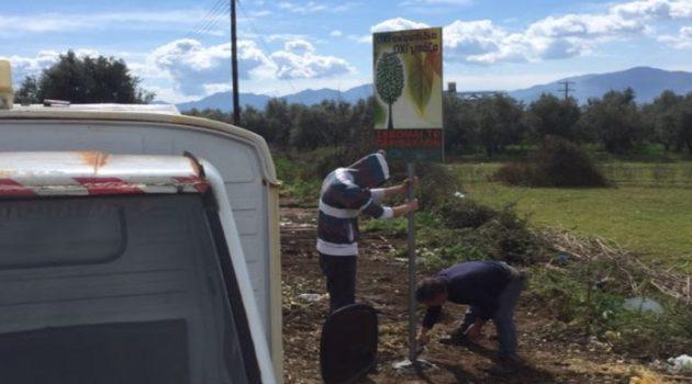 Καινούργιο: Συνεργεία του Δ. Αγρινίου απομάκρυναν σκουπίδια και αντικείμενα (Photos)
