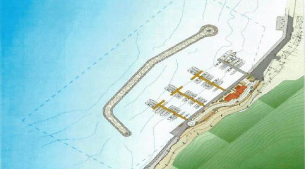 Έγκριση κατασκευής του Καταφύγιου Τουριστικών Σκαφών Βόνιτσας