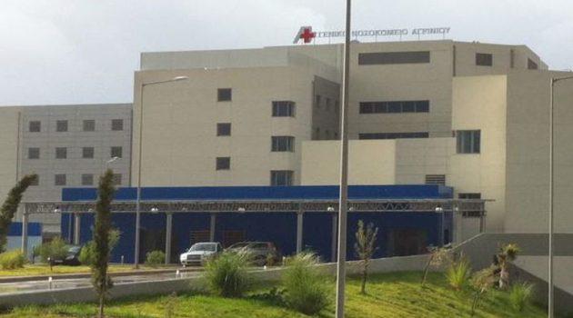 37 ασθενείς, 4 διασωληνωμένοι και 7 ύποπτα κρούσματα, στα δύο Νοσοκομεία της Αιτωλ/νίας