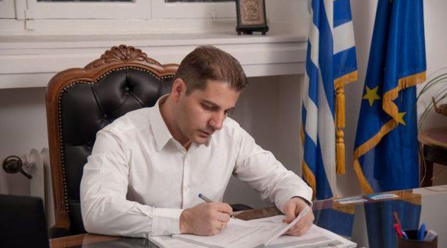 Β. Φωτάκης: «Ιερό χρέος να λειτουργήσουμε όλοι ως ένα αρραγές μέτωπο»