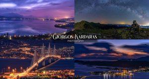 Η νέα ιστοσελίδα του Αγρινιώτη Γ. Καρδαρά με φωτογραφικό υλικό…