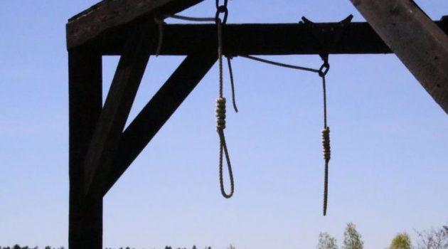 Ιράν: Κρέμασαν τέσσερις άντρες που βίασαν γυναίκα μπροστά στον σύζυγό της