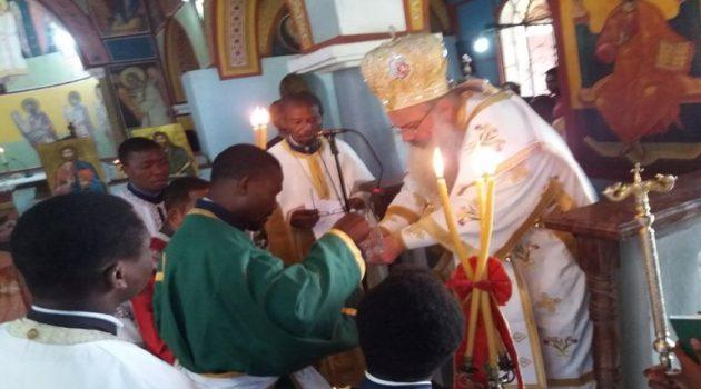 Τον Ευαγγελισμό της Θεοτόκου πανηγύρισε η Ι.Μ. Κανάγκας – Χειροτονία (Photos)