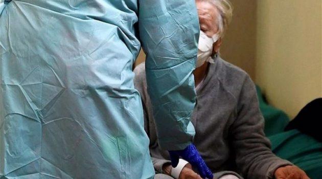 Μεσολόγγι: Ηλικιωμένος έμεινε μόνος του στην κλινική Covid για τρεις μέρες – Η καταγγελία της κόρης του