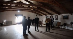 Το Ινστιτούτο Γεωπονικών Επιστημών επισκέφθηκε ο Σπήλιος Λιβανός (Photos)
