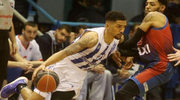 Basket League – Χαρίλαος Τρικούπης: Τέταρτη συνεχόμενη ήττα