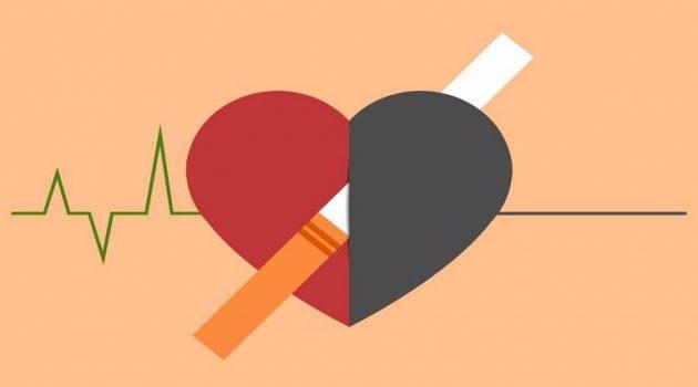 Το Κάπνισμα και ο Κίνδυνος Θανάτου από Καρδιαγγειακή Νόσο