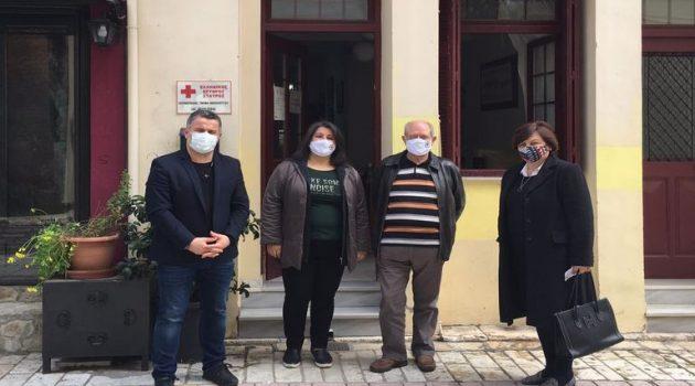 Μεσολόγγι: Ο Ν. Καραπάνος για την πρωτοβουλία του Δήμου και του Ερυθρού Σταυρού