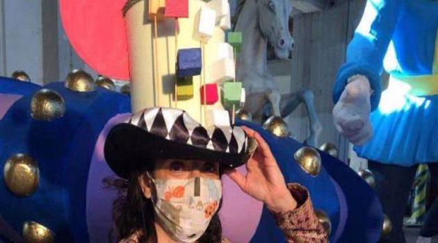 Πατρινό Καρναβάλι: Μάθημα Κατασκευής Καρναβαλικού Καπέλου