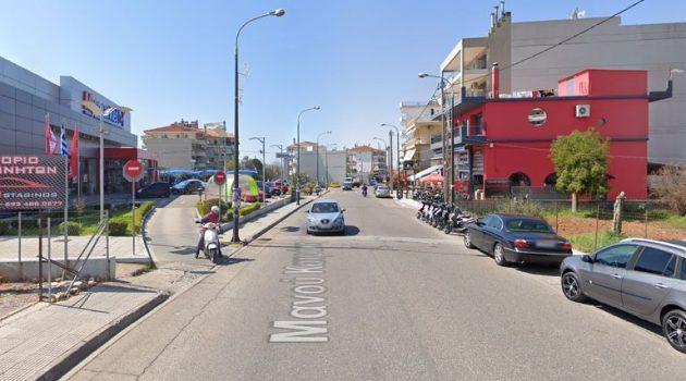 Διαμαρτυρία των κατοίκων της οδού Μάνου Κατράκη
