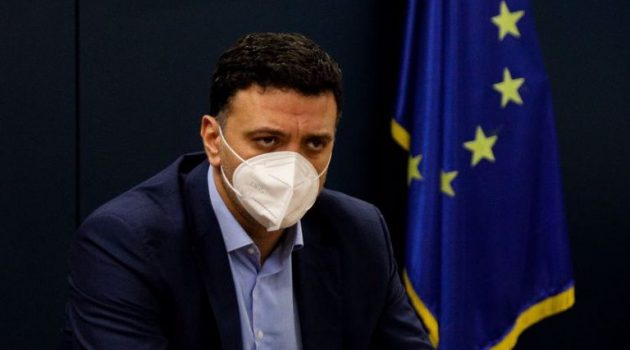 Β. Κικίλιας: «Στις περιοχές με το μεγαλύτερο επιδημιολογικό φορτίο η Δυτ. Ελλάδα»
