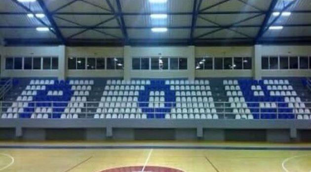 Ενεργειακή αναβάθμιση του Κλειστού Γυμναστηρίου Βόνιτσας