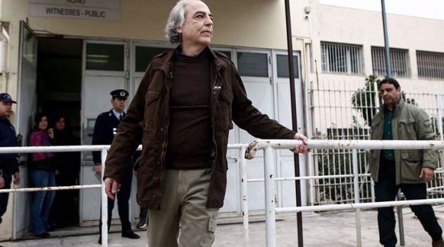 Κουφοντίνας: Αίτημα αναβολής έκτισης της ποινής του