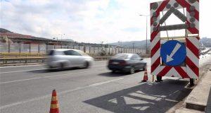 Κυκλοφοριακές ρυθμίσεις σε τμήματα της Ε.Ο. Αντιρρίου-Ιωάννινων