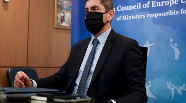 Λ. Αυγενάκης: «Η SL1 έχει πάρει απόφαση ότι θέλει να συνεχίσει με 14 ομάδες»