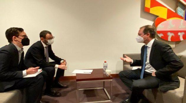 Σπ. Λιβανός στις Βρυξέλλες για τη νέα Κ.Α.Π. και την προστασία των ελληνικών προϊόντων