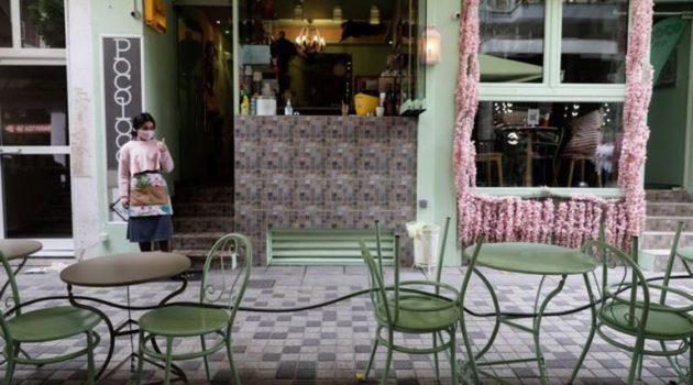 Βασιλακόπουλος: Να ανοίξουν οι μικρές επιχειρήσεις από αύριο – Θα μετακινηθούμε Πάσχα
