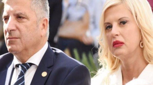 Μαρίνα Πατούλη: «Ο Γιώργος έφυγε… προσπερνώ το τρίτο πρόσωπο»