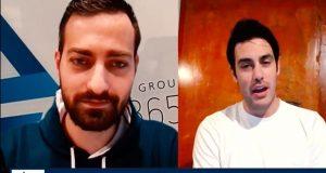 Μεγάλη συνέντευξη του Κώστα Μαρτάκη στο Agrinio 365 TV (Video)