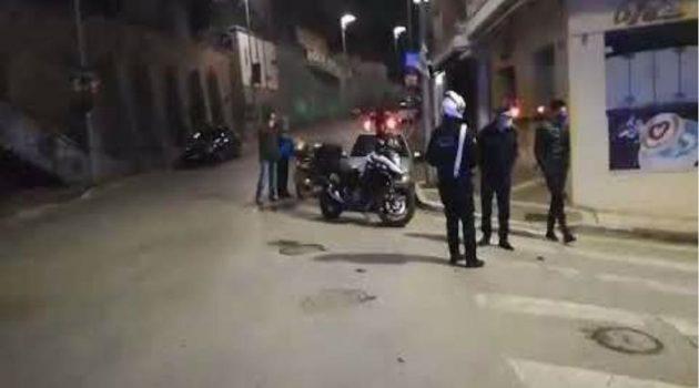 Πάτρα: Επίθεση με μολότοφ σε δύο μηχανές της Τροχαίας (Video – Photos)
