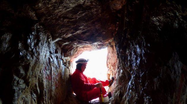 Ο Κ. Μπακολίτσας στο AgrinioTimes.gr: «H Αιτωλοακαρνανία των σπηλαίων» (Photos)